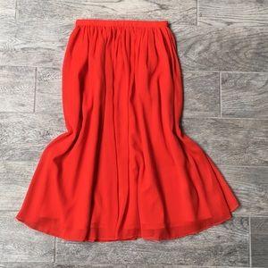 BB Dakota Midi Skirt